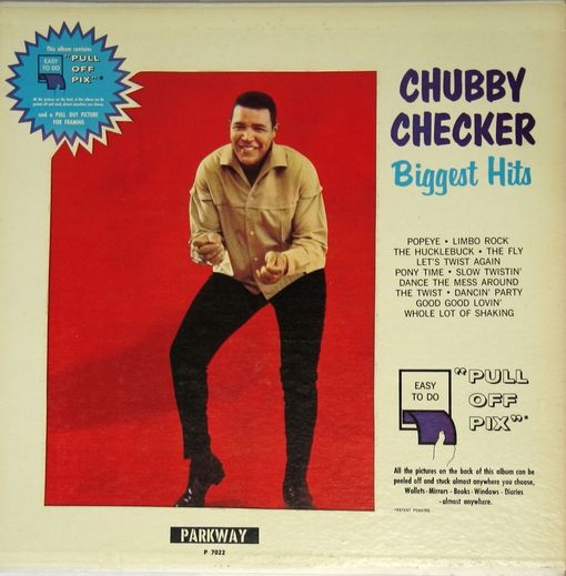 Parkway 7022 CHUBBY CHECKER'S BIGGEST HITS