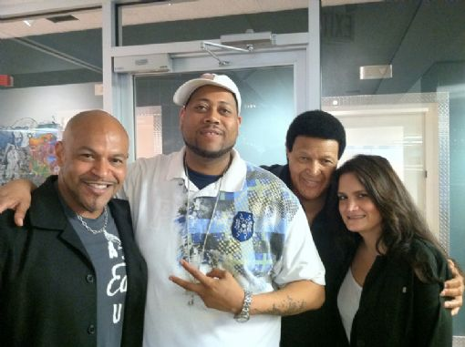 Shan, Lamar, Chubby & Mary at RED/SONY Music