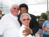 Chubby Checker Meets Grandpa and Grandma Shearer