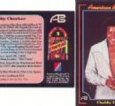 Chubby's American Bandstand Card